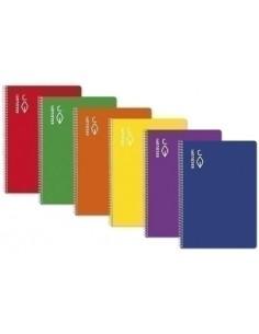 100H Etiquetas blancas con cantos rectos 70 x 42,4 Apli 01276