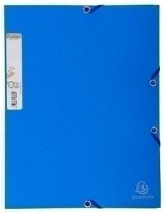 Mini Grapadora Pocket Color Azul Apli 14940