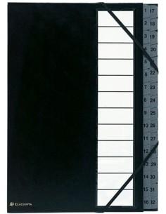 500 Etiquetas Blancas Colgantes con Hilo 28 x 43 mm Apli 00391
