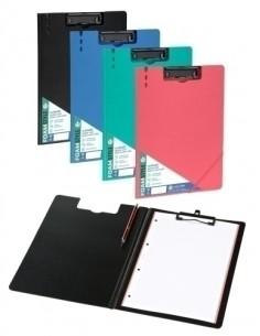 Caja 250 Sobres Kraft Color Rojo 240 x 65 x 410 mm Apli 102015