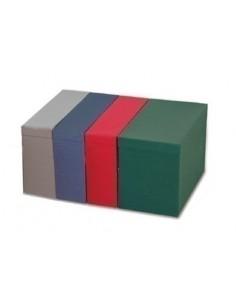 Caja 250 Sobres Kraft Color Negro 11 x 25 + 50 mm Apli 102567