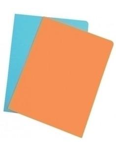 Cuaderno 10 Hojas de Cartulinas 32x24cm, 170gr Colores Surtidos Apli 14483
