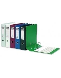 Libreta A5 Espiral Antartik 5x5mm Tapas Duras Color Verde