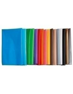 Caja de 6 Botes Pinturas de dedos  Surtido Colores Jovi 125ml