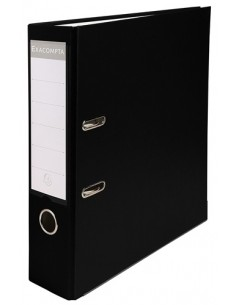 Recambio Oxford School 4 Taladros Cuadricula Azul 5x5mm 5 Bandas Color A4