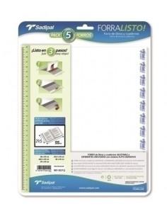 "Papel Continuo Liso Blanco Original 240x12"" 2500H  Fabrisa 15382"
