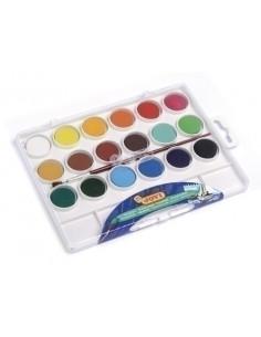 24 Lapices de Madera de Colores Alpino