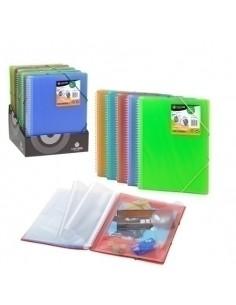 100 Tapas Encuadernación GBC PolyClearView A4 ESP425500