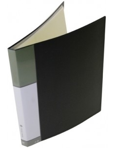 100 Dossiers Uñero Esselte PVC 180 Micras Folio