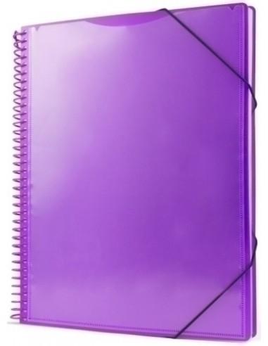 6 Sobres Ciere Velcro Tarifold Color Dream A4